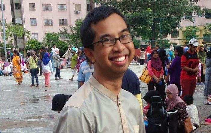 Program Anak Muda Melayu iwanttotouchadog Mempersendakan ISLAM
