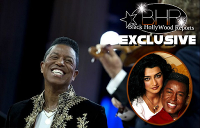 Jermaine Jackson Wife (Halima Rashid) Was Arrested For Domestic Violence Over The Holiday Weekend