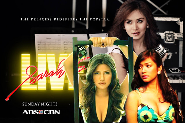 Denise Laurel and Bangs Garcia on Sarah G Live this September 23