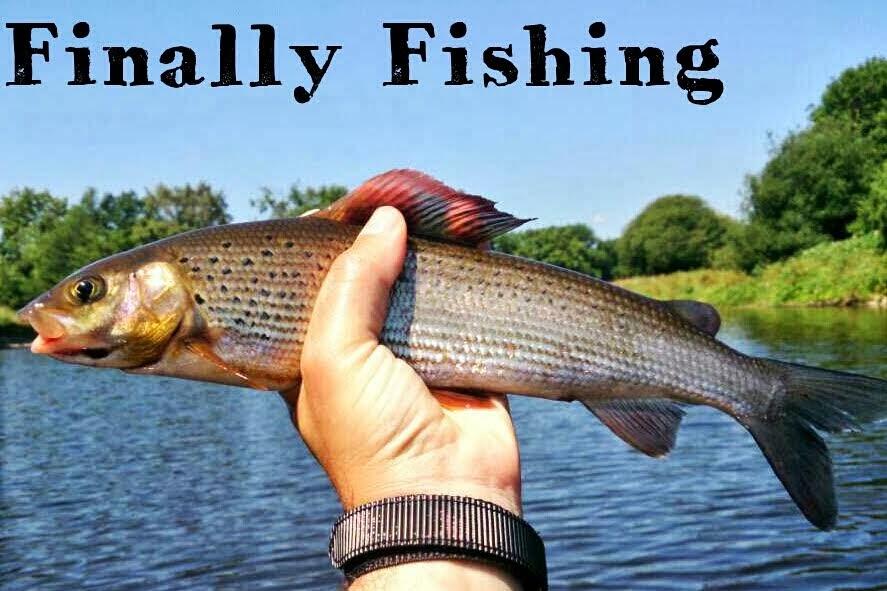 Finally Fishing