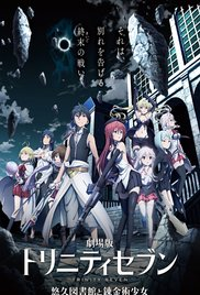Watch Trinity Seven the Movie: Eternity Library and Alchemic Girl Online Free 2017 Putlocker