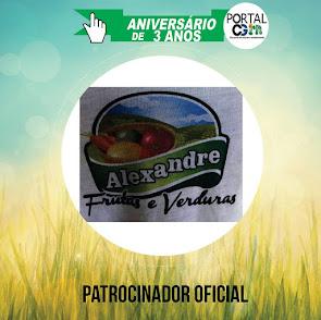 ALEXANDRE FRUTAS E VERDURAS - CAMPO GRANDE/RN