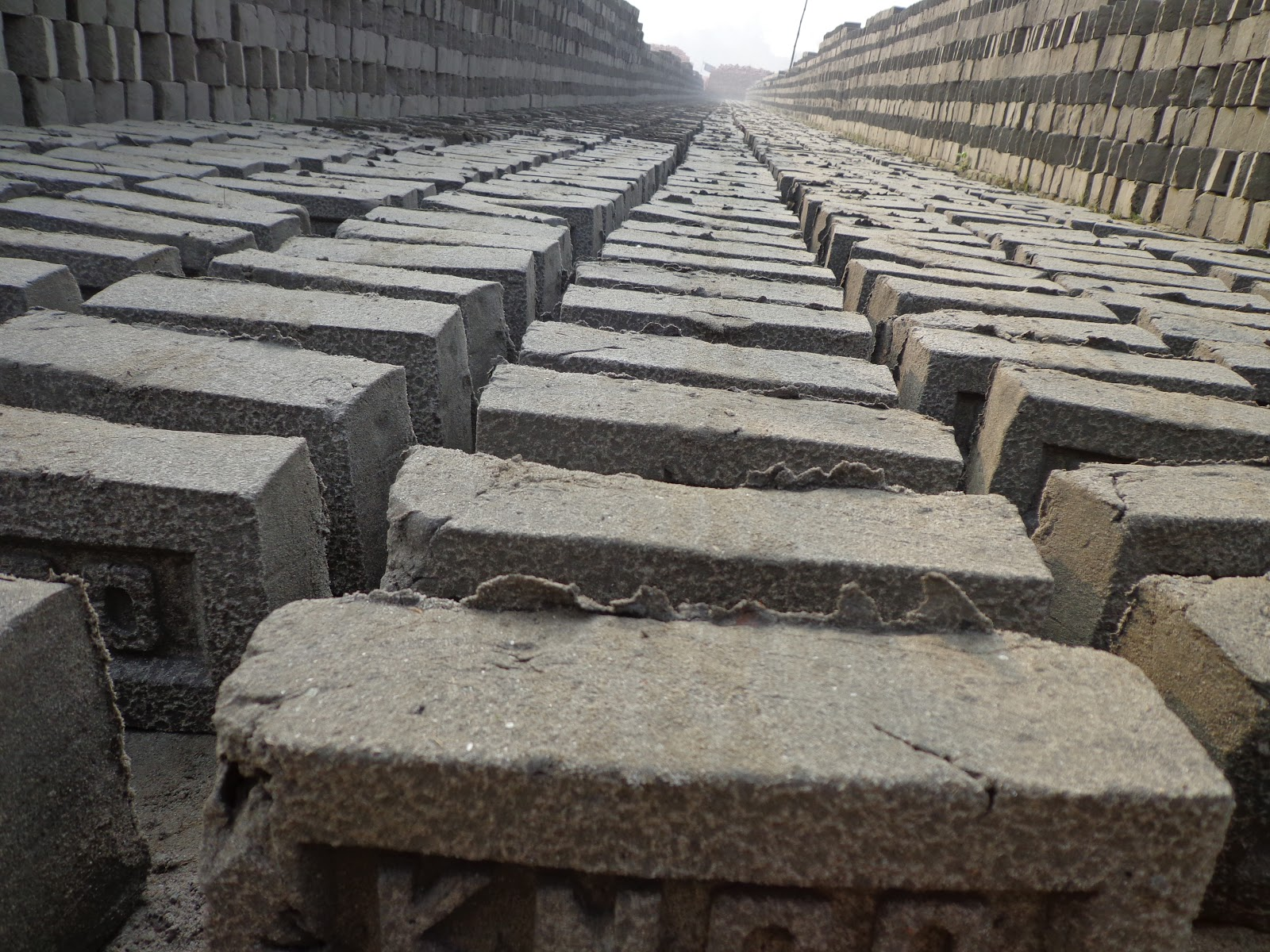 How Do You Make Clay Bricks : What would she say how do you make a brick