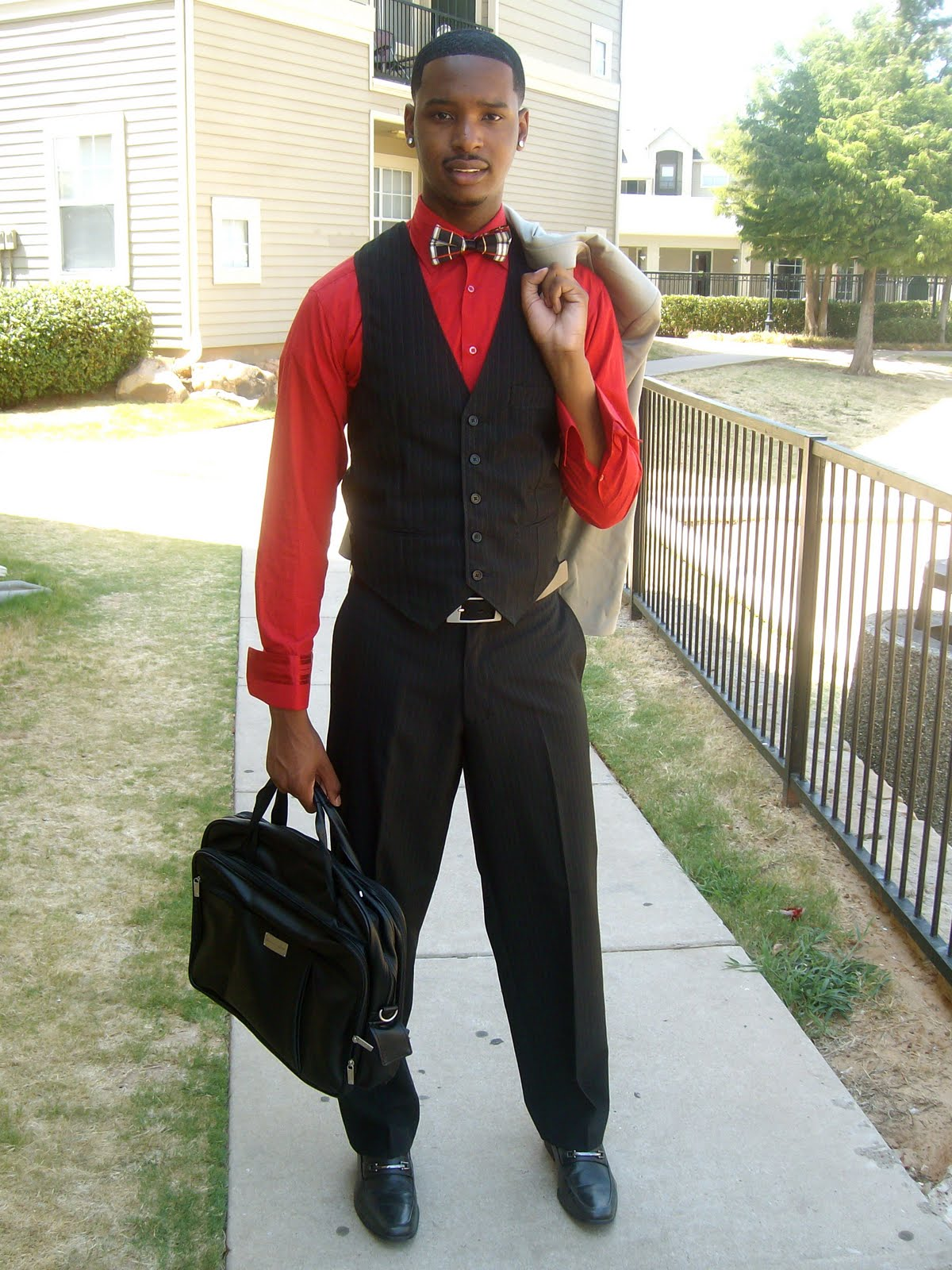 Off The Corner Of Urban Prep Strictly Business