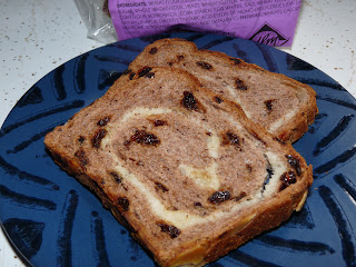 dorothy lane raisin bread
