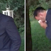 Groom's Reaction To Bride Walking Down The Aisle Will Melt Your Heart (Video)