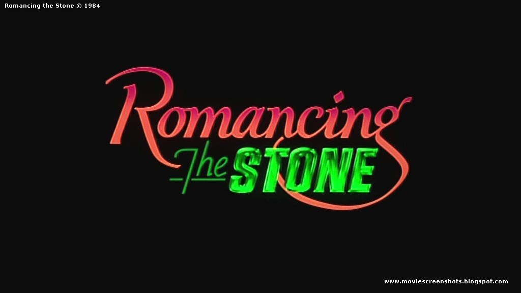 Romancing the Stone  1984  part  1 2 Romancing The Stone