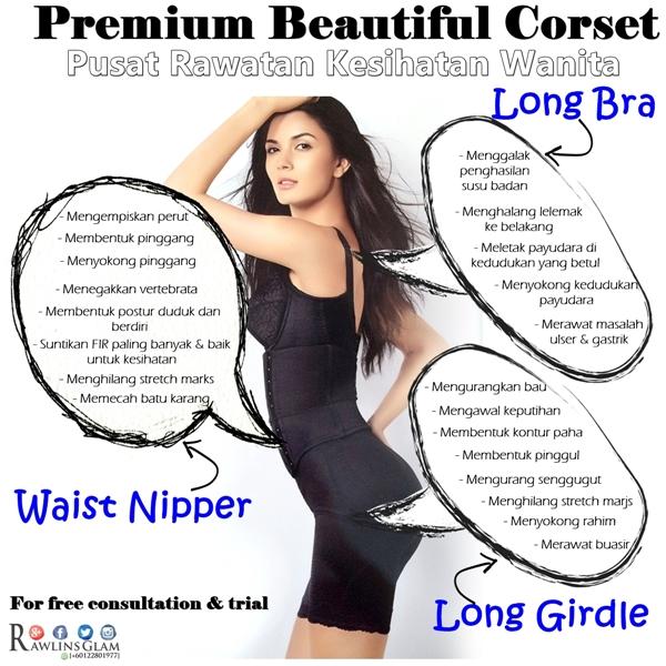 testimoni, Premium Beautiful, Premium Beautiful murah, cara hilangkan stretch marks lepas bersalin, rawatan kanser, hilangkan keputihan, sakit puan, byrawlins