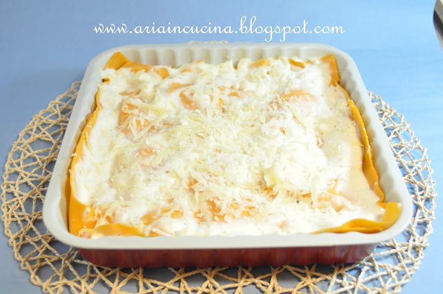 Blog di cucina di Aria: Lasagne ai formaggi