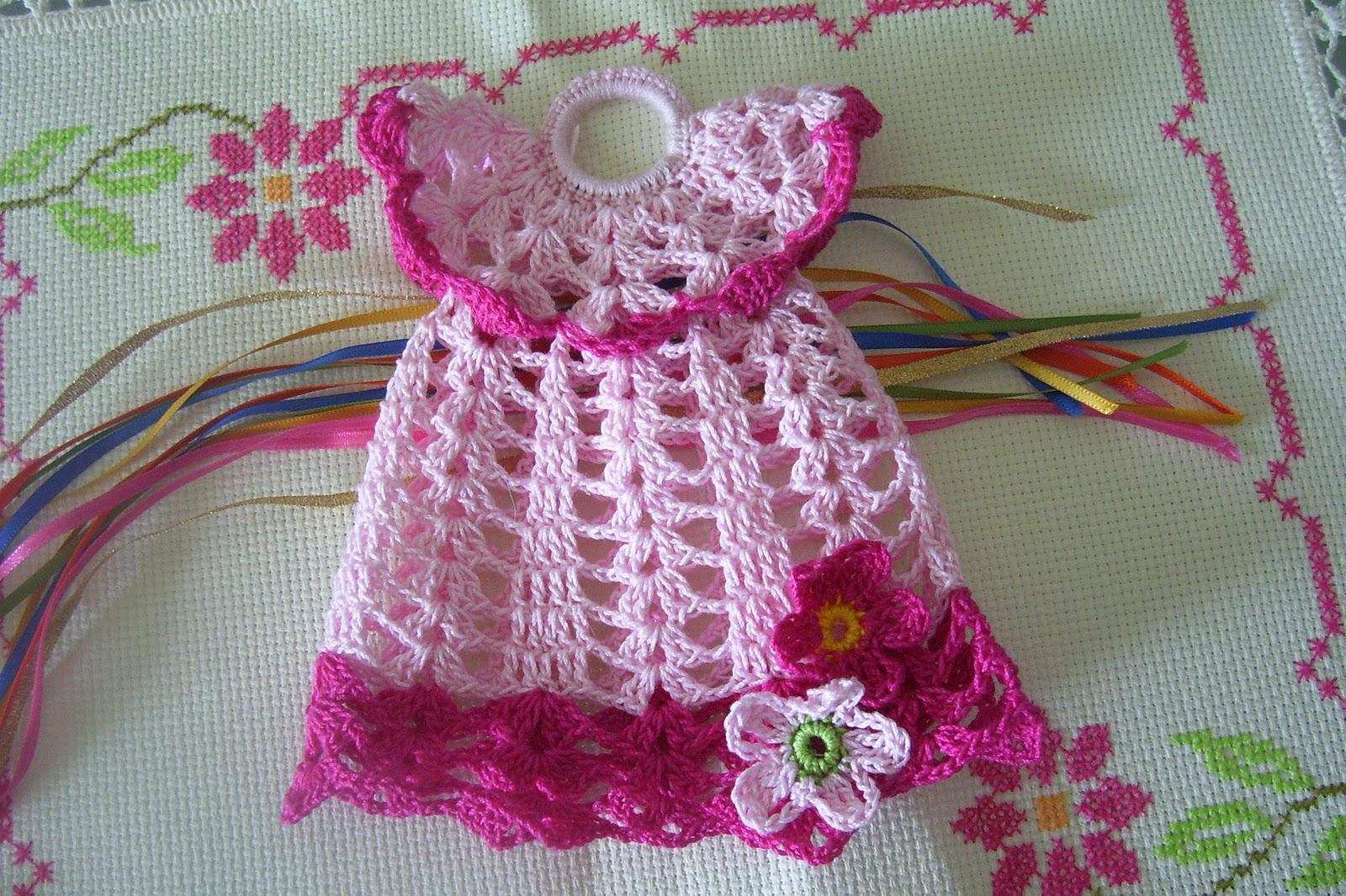 Vestidos De Crochet Para Licuadoras