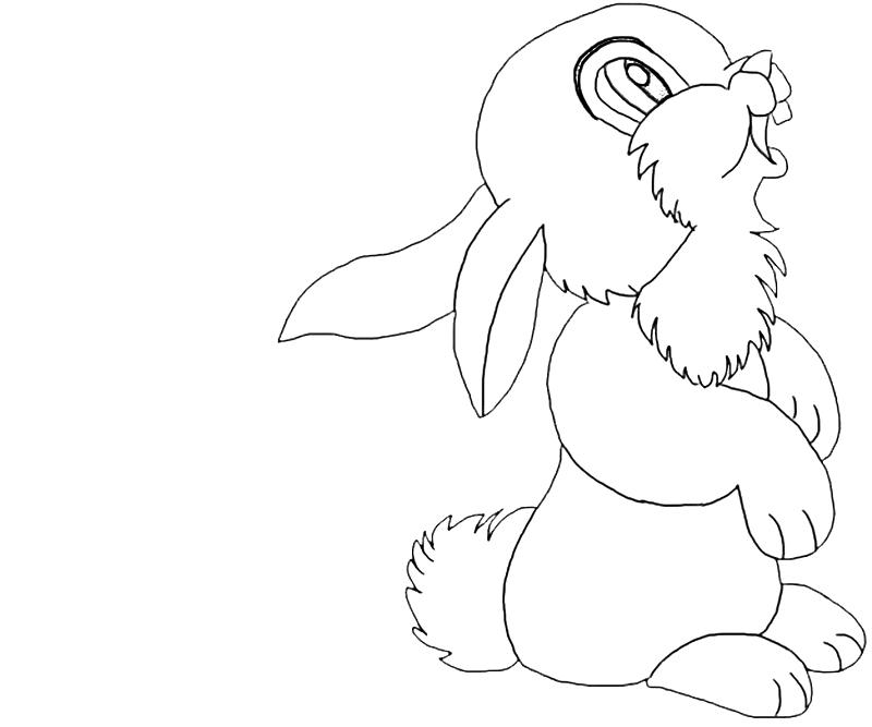 printable-thumper-funny-coloring-pages