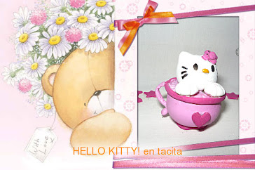 KITTY EN TACITA