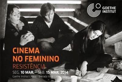 A PROPÓSITO DO DIA INTERNACIONAL DAS MULHERES | Cinema no Feminino |  Goethe Institut