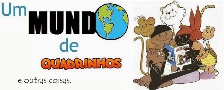 Um Mundo de Quadrinhos