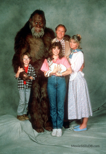 Who Played Harry In Harry And The Hendersons