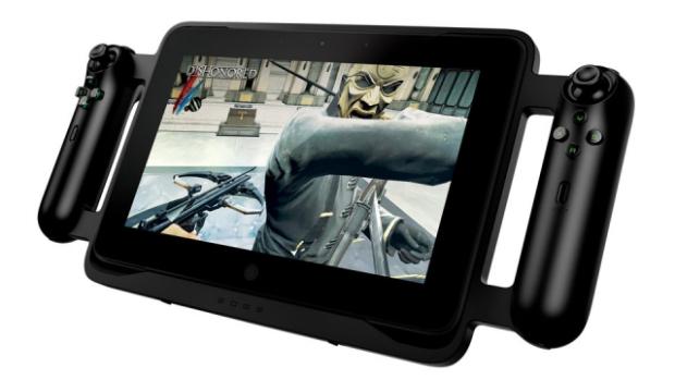 Razer Edge una tablet especial para juegos