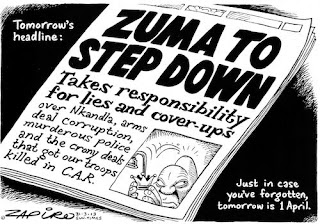 ZAPIRO - Zuma to step down
