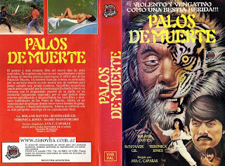 Palos de Muerte = Arnis: The Sticks of Death (1986)