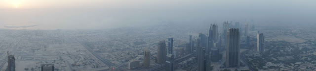 Burj Khalifa Dubai Tower At The Top UAE