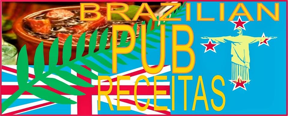 Brazilian Pub Receitas Culinárias
