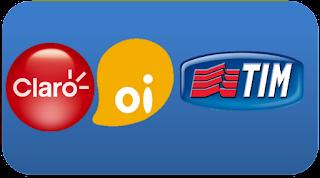 As operadoras Claro, OI e TIM tem vendas de chips suspensa pela Anatel