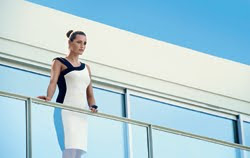 Yasmin Le Bon announced as new face for Joseph Ribkoff 2012