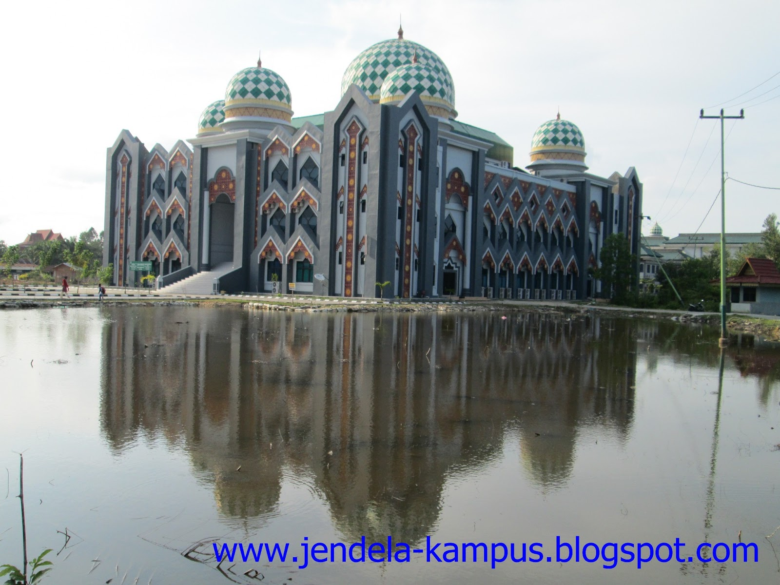 Islamic Center UIN Suska Riau