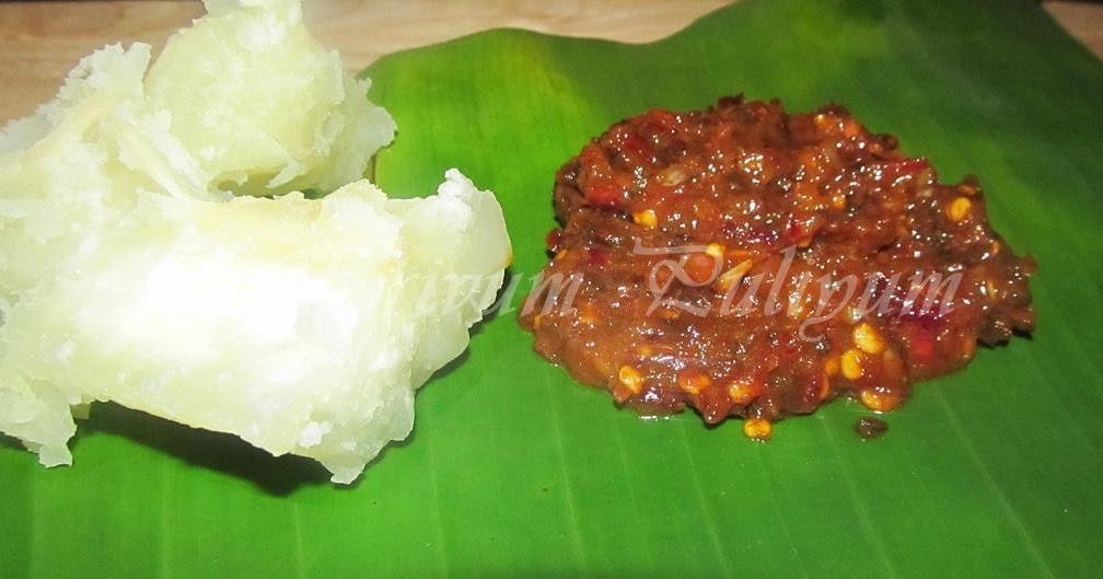how to make thenga chammanthi podi