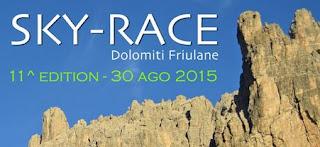 FOTO Sky Race delle Dolomiti Friulane 2015