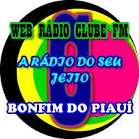 Web Rádio Clube FM de Bonfim do Piauí ao vivo