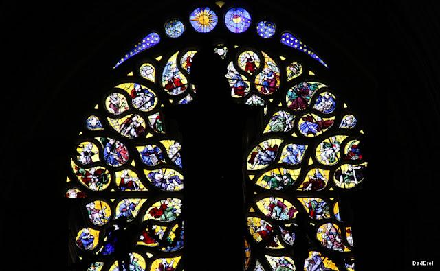 Rosace Cathédrale de Troyes