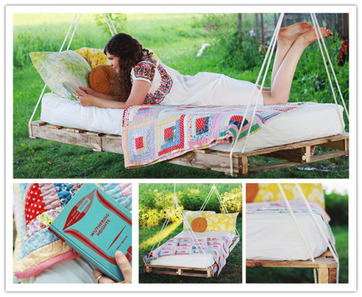 Simply Me Diy With A Wood Pallet
