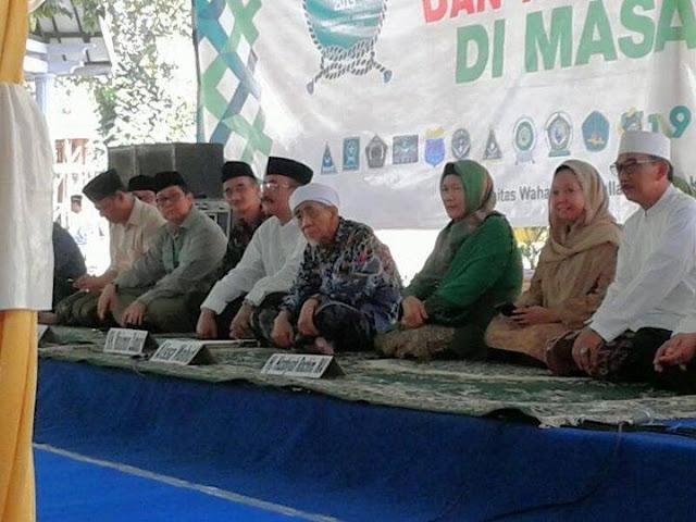 Mbah Maimoen: Saya Sangat Setuju Sekali Dengan Islam Nusantara