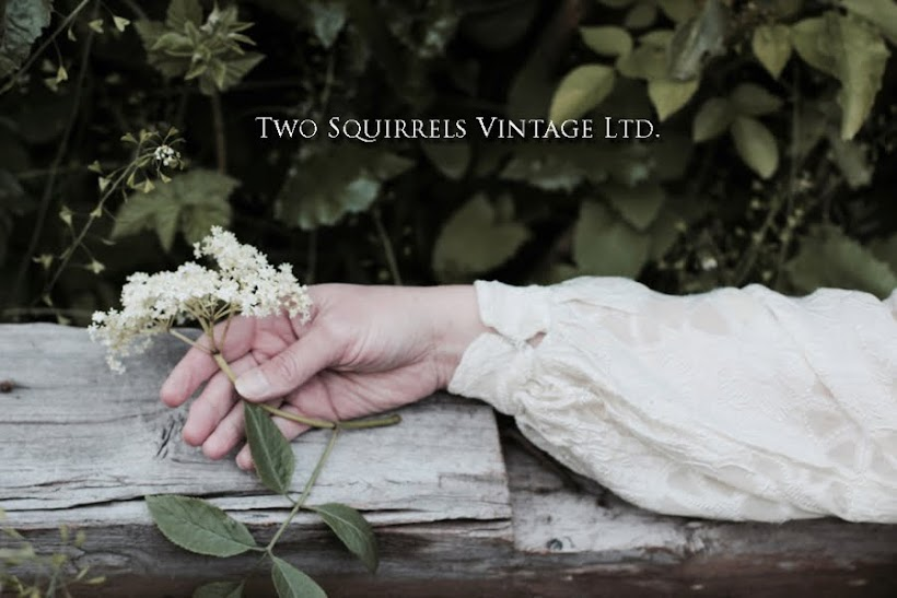 Two Squirrels Vintage