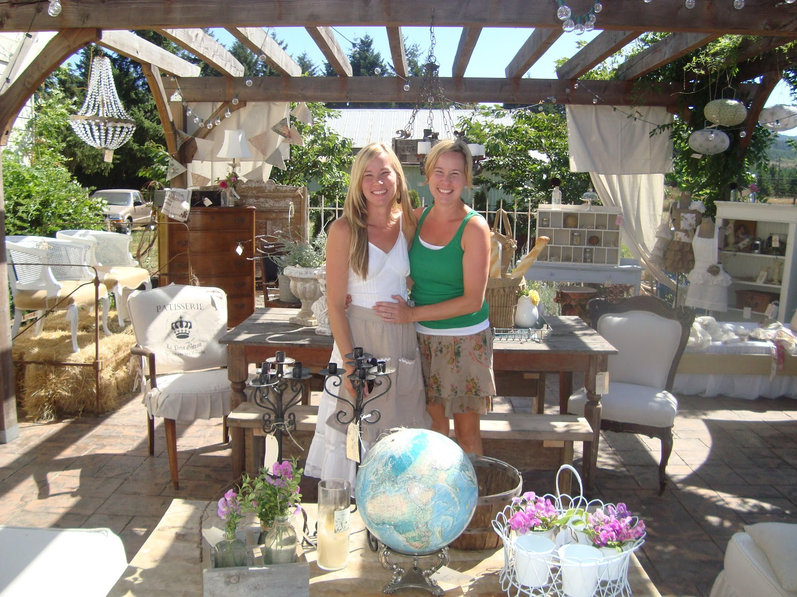 Countrygirls country girls outdoor flea market is almost here