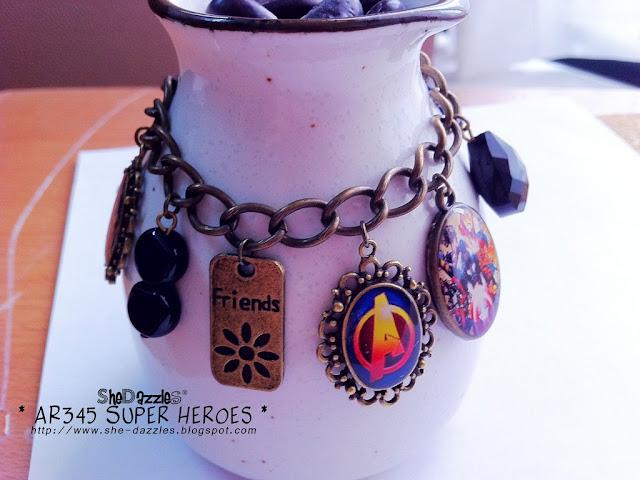 heroes-avengers-charm-bracelet