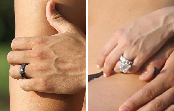 Kim Kardashian Jewelry Wedding