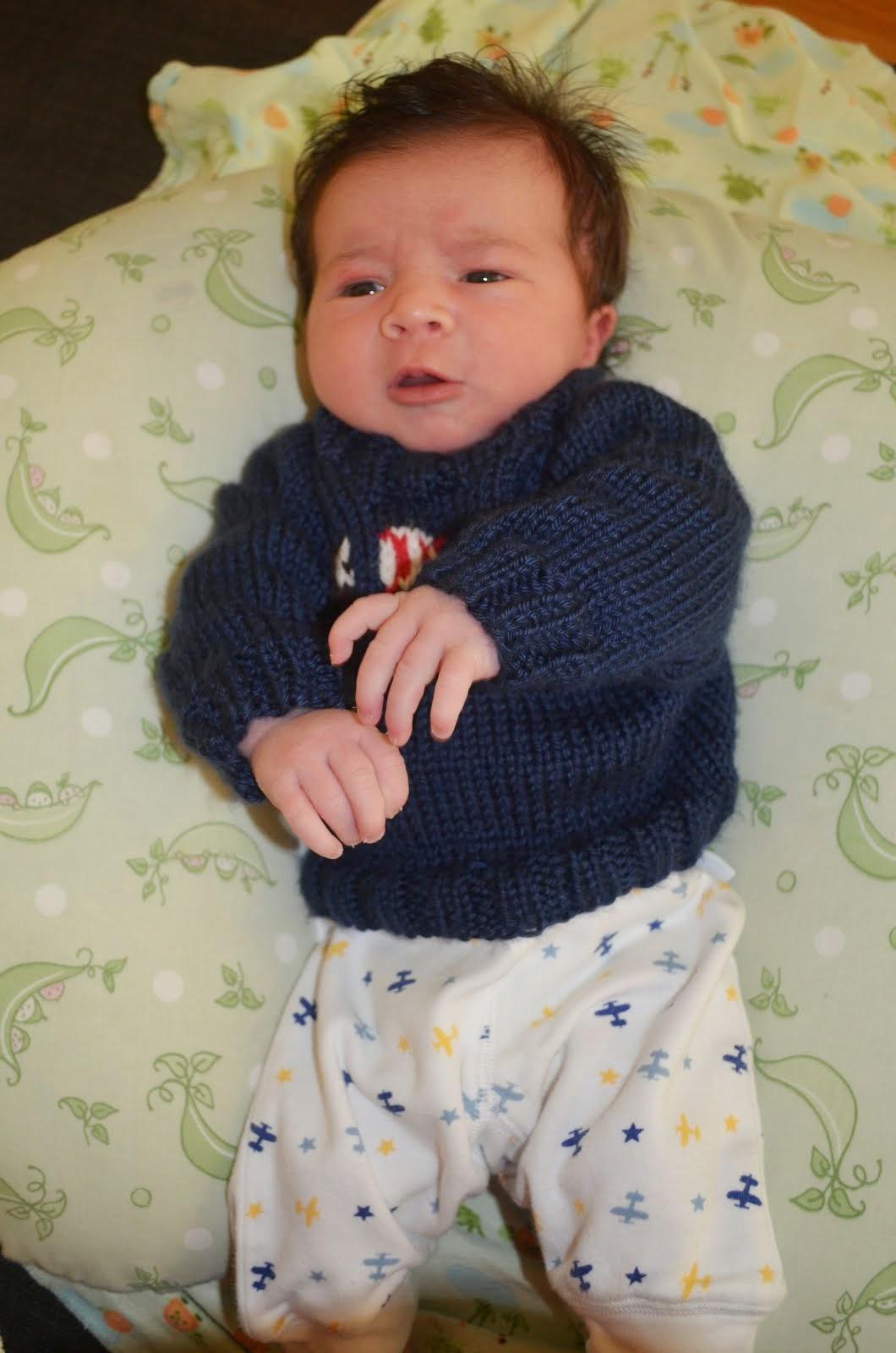 Henry - born September '14