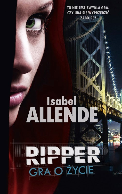 """Isabel Allende debiutuje kryminalnie – premiera """"Rippera"""" już 8 października"""