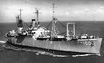 USS Oglethorpe AKA 100