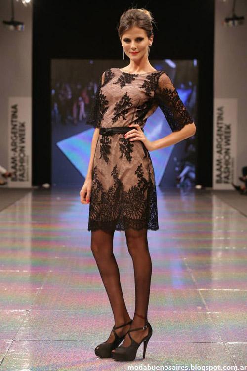 Adriana Costantini otoño invierno 2014 moda otoño invierno 2014.