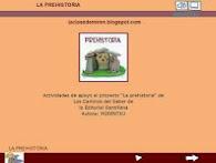 LIBRO LIM: LA PREHISTORIA