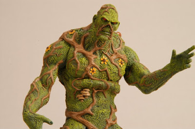 San Diego Comic-Con 2011 Exclusive Swamp Thing DC Universe Classics Action Figure by Mattel