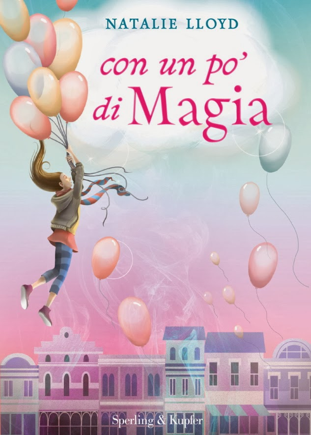 natalie lloyd foreign editions of a snicker of magic