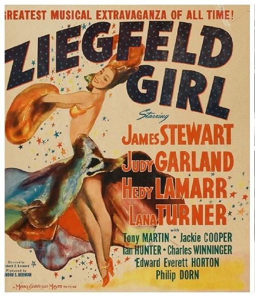 """""""Ziegfeld Girl"""" (1941)"""