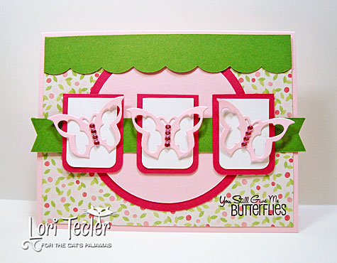You Still Give Me Butterflies card-designed by Lori Tecler/Inking Aloud-stamps and dies from The Cat's Pajamas