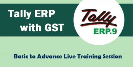 Tally ERP With GST For Training Call: 09836614608