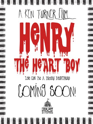 NEW short film HENRY: THE HEART BOY - COMING SOON!