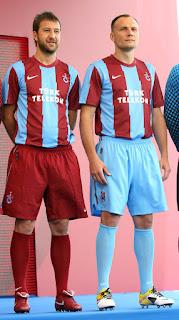 Trabzonspor formalı Giray Kaçar
