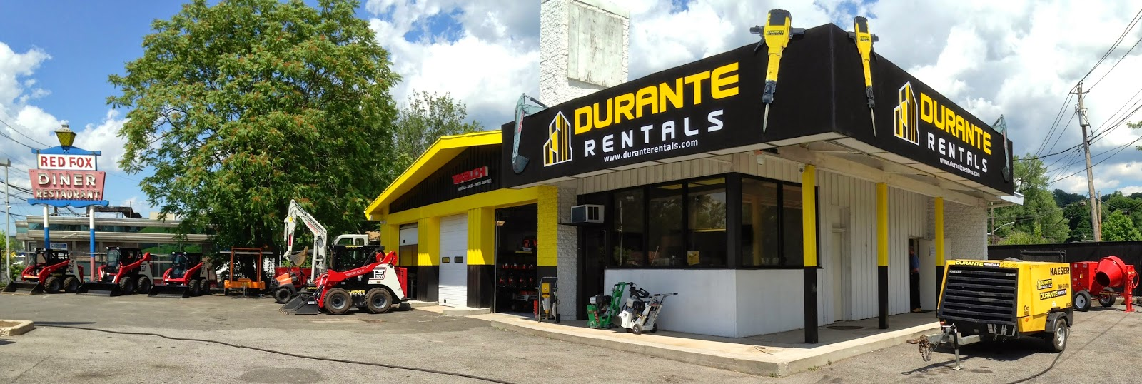 Durante Rentals Elmsford Location